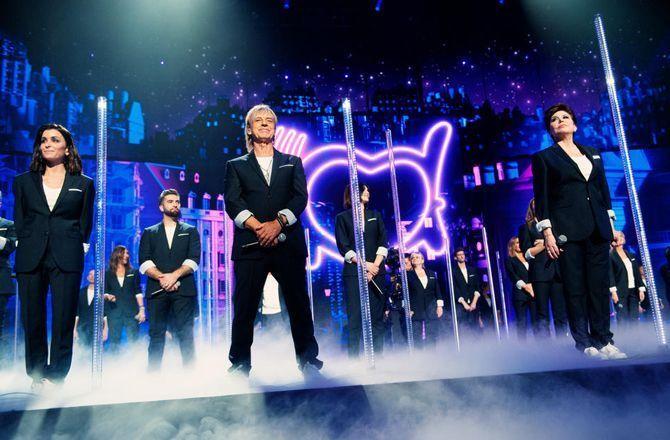 Les Enfoirés 2020 (TF1) On connaît la date de diffusion du concert...