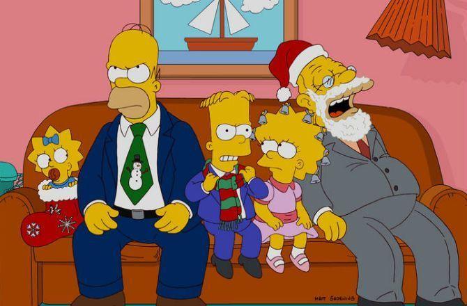 Les Simpson : Un Membre De La Famille Va Mourir
