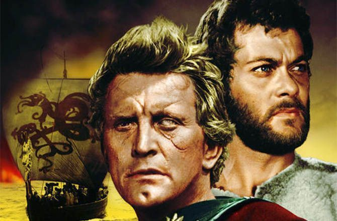 Les Vikings (Arte) 5 bonnes raisons de voir ce classique avec Kirk Douglas