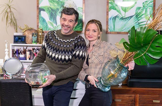 Maison à vendre (M6) Comment Carole, la soeur de Fabienne Carat à rejoint l'équipe de Stéphane Plaza ?
