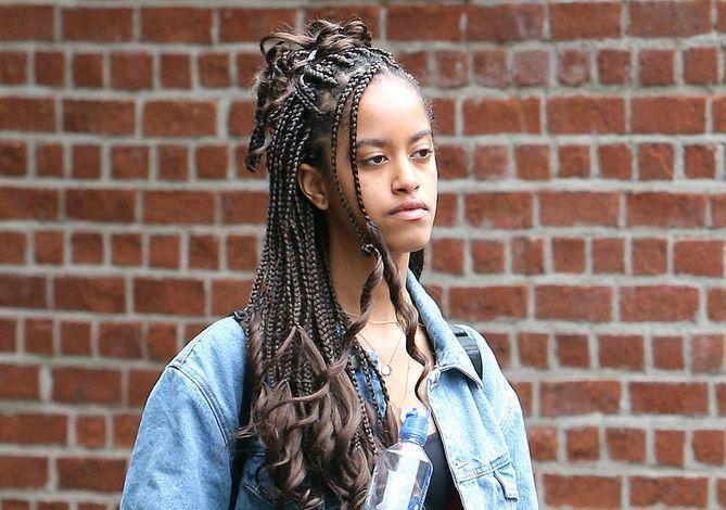 Malia Obama : la fille de Barack Obama démarre sa carrière à Hollywood et devient scénariste pour Amazon - Télé 7 Jours