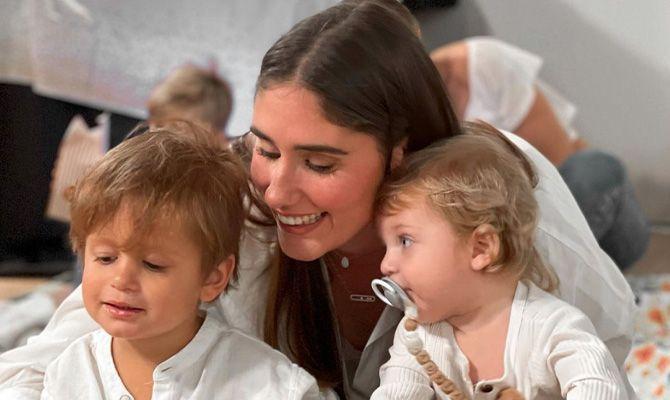 Mamans & célèbres (TFX) : Jesta Hillmann de nouveau enceinte ? Elle répond !