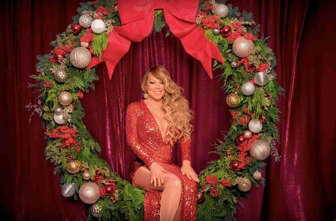 Mariah Carey sur AppleTV+ : la diva révèle ce qu'elle s'est imposée pour monter son concert de Noël !