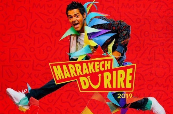 """Jamel Debbouze : """"C'est le meilleur cru que j'ai vécu depuis le début du Marrakech du rire !"""" (M6)"""