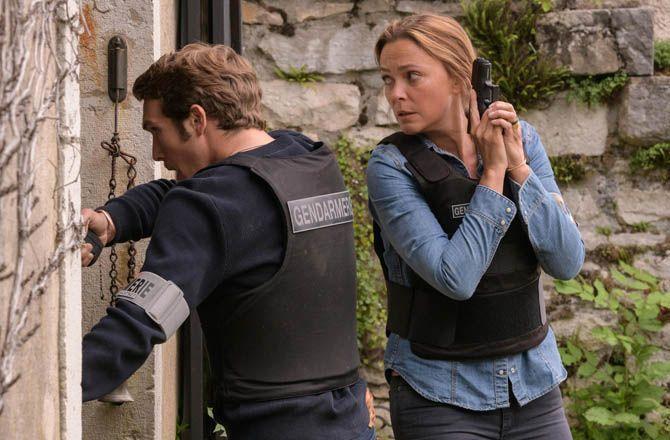 REPLAY - Meurtres dans le Jura (France 3) Faut-il revoir la fiction policière avec Sandrine Quétier ?