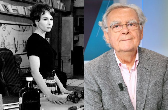 Mort de Françoise Arnoul : la réaction de Bernard Pivot fait polémique