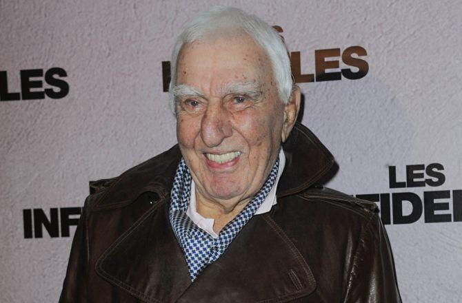 Mort de l'acteur Charles Gérard, ami de Jean-Paul Belmondo, à 96 ans