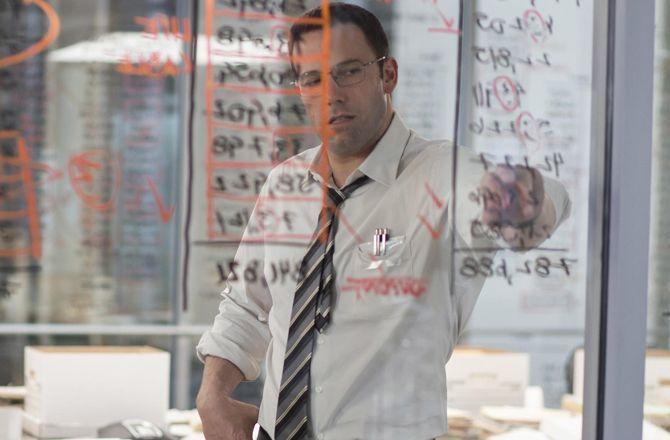 """Mr Wolff (France 3) Ben Affleck : """"Cette fois, je n'ai pas pu tricher"""""""