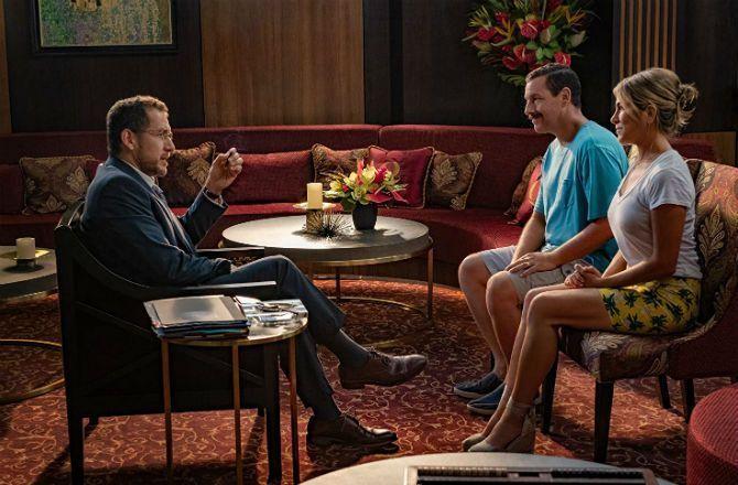 Murder Mystery, le film Netflix avec Dany Boon, a battu un record