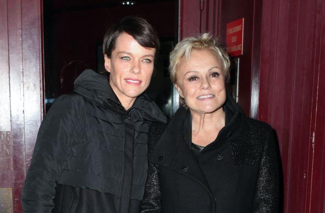 Muriel Robin a épousé sa compagne Anne Le Nen - Télé 7 Jours