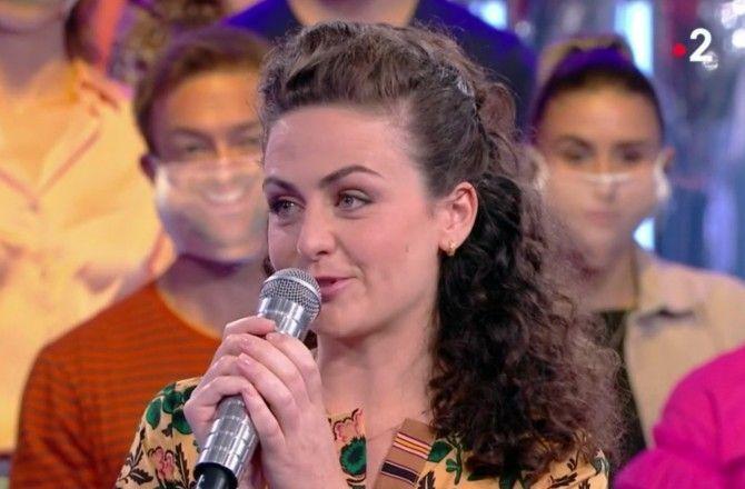 N'oubliez pas les paroles (France 2) : Caroline est éliminée après 56 victoires et 416 000 euros de gains