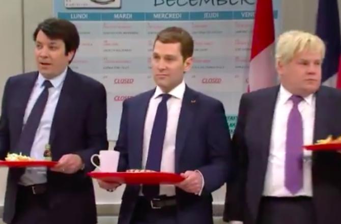 Paul Rudd parodie Emmanuel Macron pour le Saturday Night Live (VIDEO)