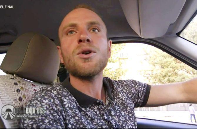 """Pékin Express (M6) : ce chauffeur turc devient sans le savoir """"l'homme le plus détesté de Twitter"""" en France !"""