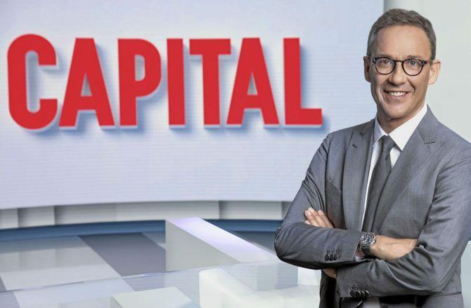 Replay Capital M6 La Rentree De Julien Courbet News Tele 7 Jours