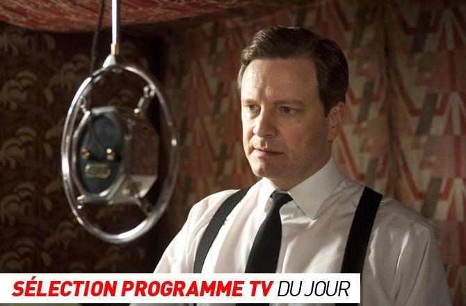 Image D Un Roi programme tv : le discours d'un roi, cauchemar en cuisine… que