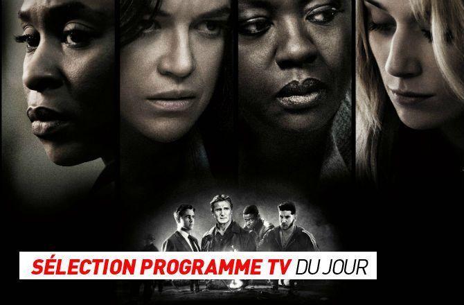Programme TV : Les veuves, France/Albanie... que regarder à la télé ce soir ?