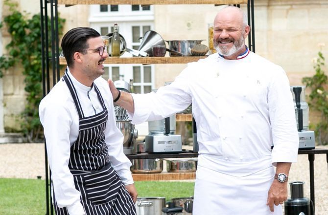 REPLAY - Objectif Top Chef (M6) - Top départ