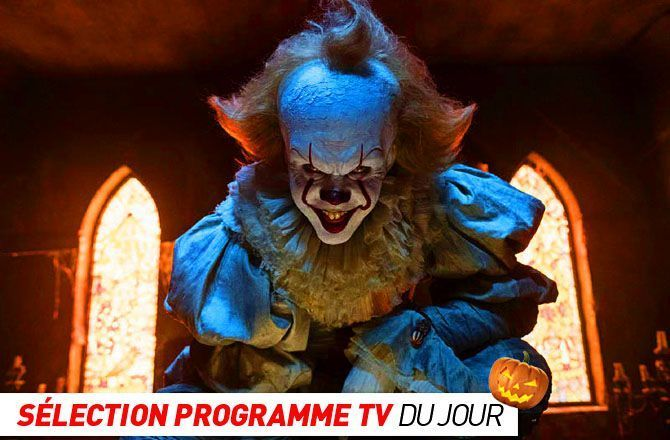 Programme TV : Que regarder à la télé pour Halloween ?