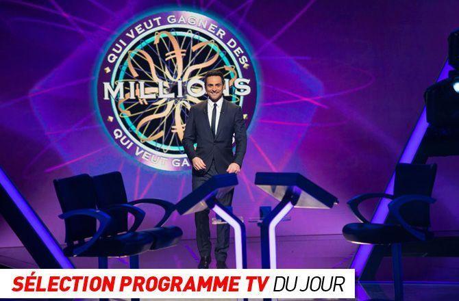 Programme TV : Qui veut gagner des millions ? Sans un bruit… que regarder à la télé ce soir ?