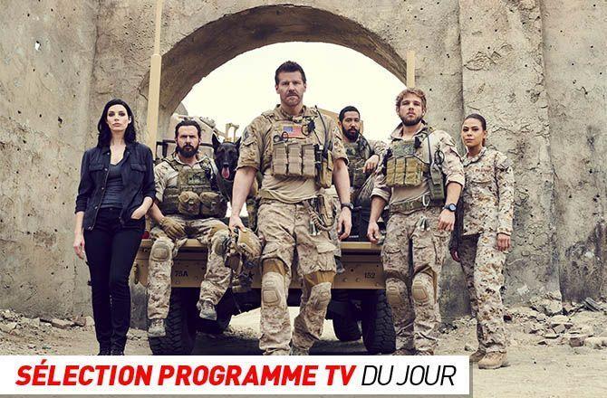 Programme TV : Seal Team, Fort Boyard… que regarder à la télé ce soir ?