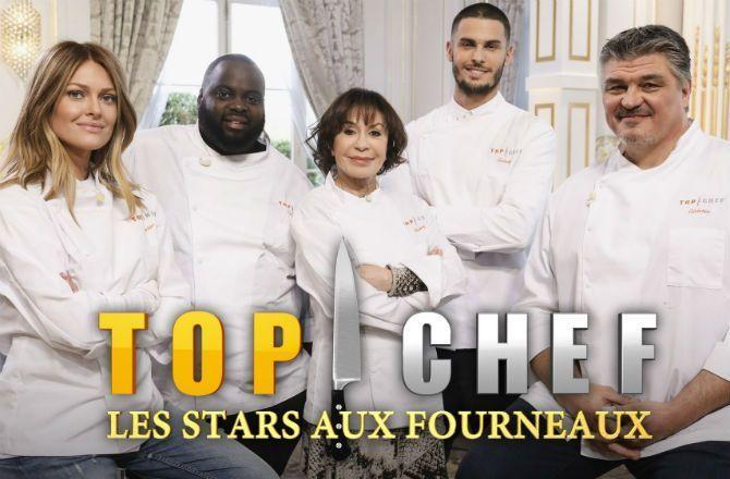 REPLAY - Top Chef Célébrités (M6) : David
