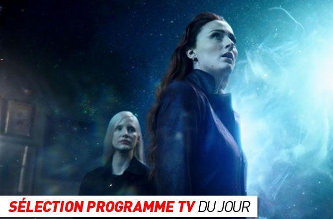 Programme TV : X-Men : Dark Phoenix, Die Hard 4 : retour en enfer… que regarder à la télé ce soir ?