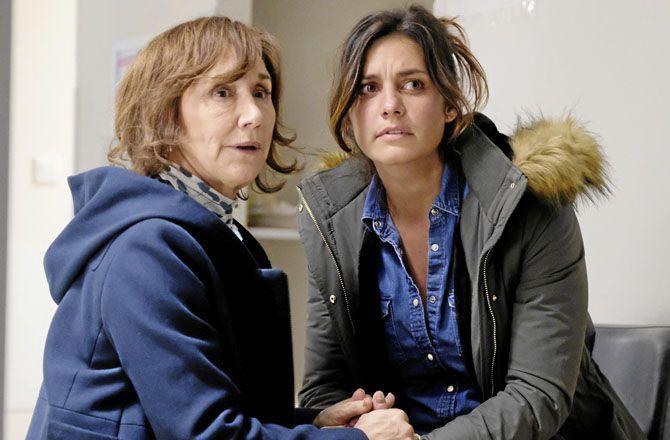 """Quand je serai grande, je te tuerai (TV Breihz) Laëtitia Milot : """"Je ne me considère pas comme une tête d'affiche"""""""