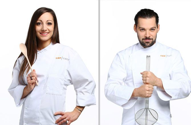REPLAY – Finale de Top Chef 2016 - Coline