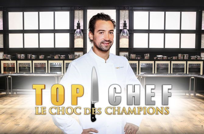 REPLAY – Top Chef, le Choc des Champions