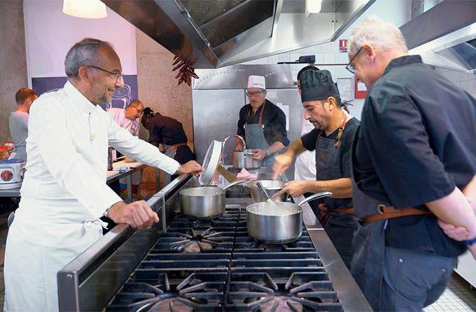Reportages découverte (TF1) Un concours national culinaire inter-prisons !
