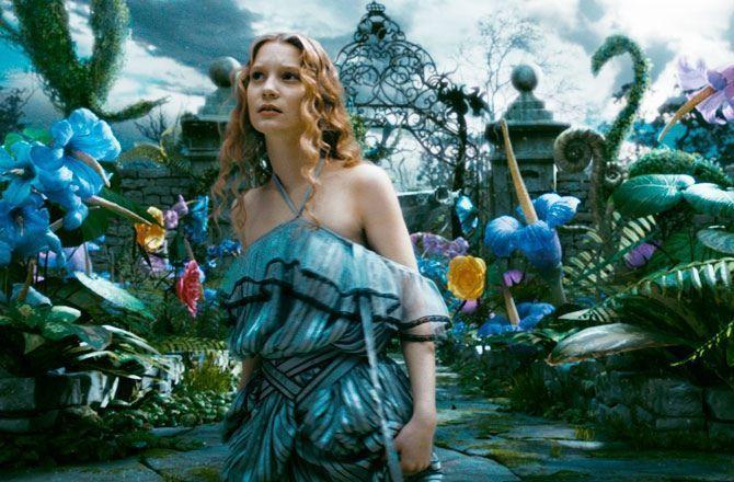 Soirée 100% Alice aux pays des Merveilles sur M6