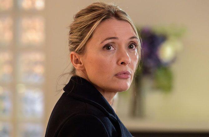 """Sous la peau (France 3) Anne Marivin : """"Ce rôle m'a profondément touchée"""""""