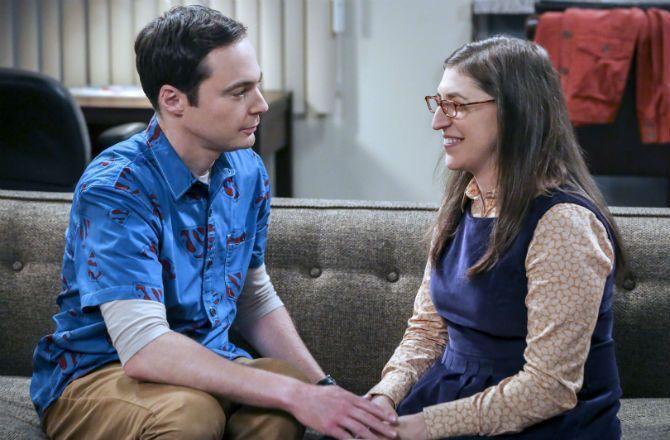The Big Bang Theory : Jim Parsons (Sheldon) et Mayim Bialik (Amy) réunis dans une nouvelle série !