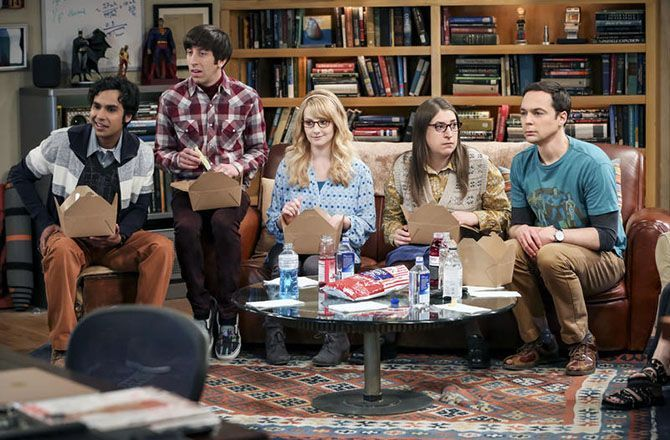 The Big Bang Theory (NRJ 12) Clap de fin de la série culte ce soir