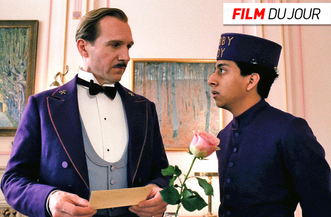 The Grand Budapest Hotel Canal Cinema Un Petit Bijou D Humour