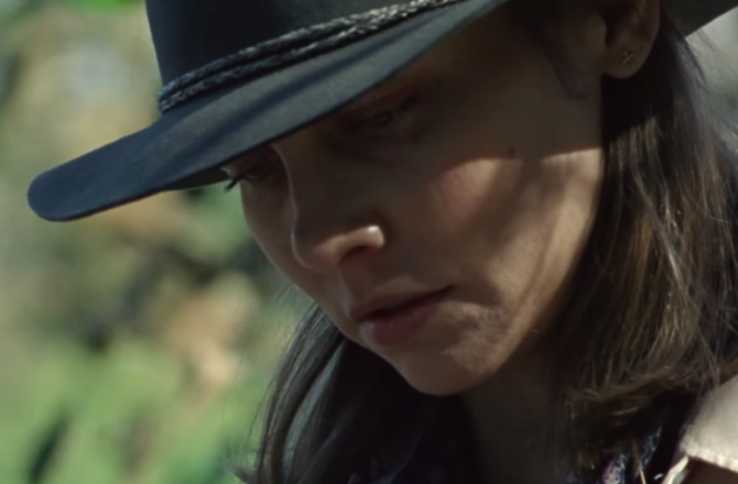 The Walking Dead : Lauren Cohan (Maggie) de retour dans l'épisode final de la saison 10 (VIDEO)