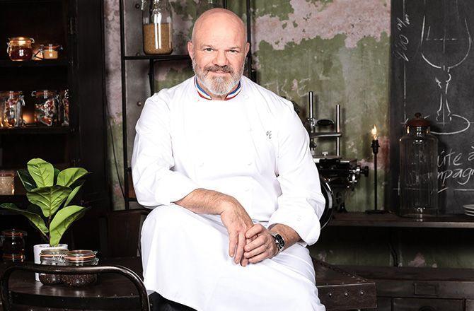 """Top Chef (M6) Philippe Etchebest : """"Ce ne serait pas marrant d'avoir que des candidats étoilés"""""""
