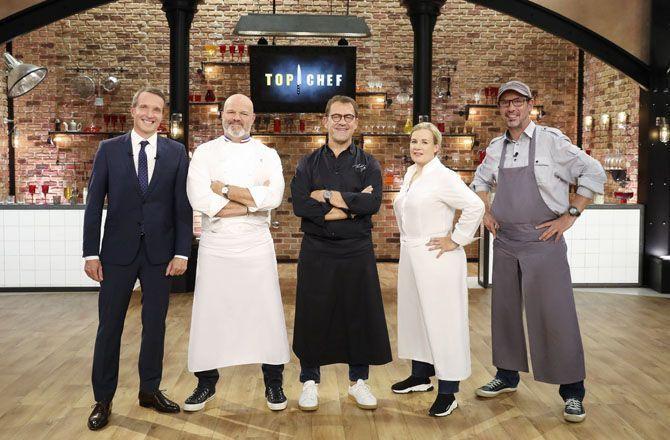 REPLAY - Top Chef en tête des audiences pour