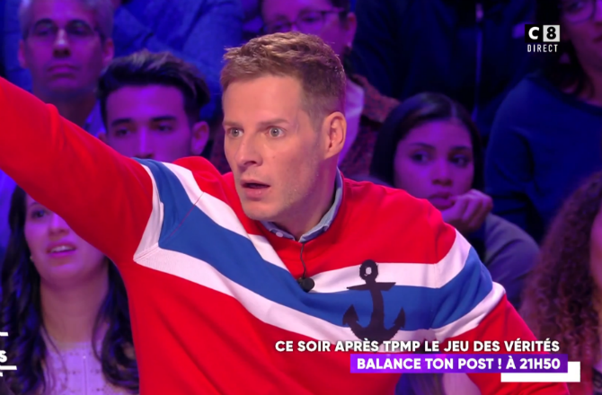 TPMP : choqué, Matthieu Delormeau demande à Raymond de quitter le plateau (VIDEO)