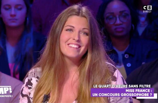 """""""Un tissus de mensonges"""" : Amandine Billoux répond sèchement à Sylvie Tellier dans TPMP (VIDEO)"""