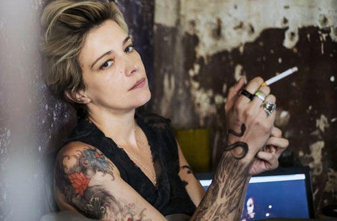 """Vernon Subutex (Canal+) - Céline Sallette : """"J'étais d'une humeur exécrable pendant le tournage"""""""