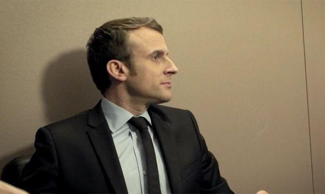 Bande Annonce Extrait 1 Emmanuel Macron Les Coulisses D Une Victoire Tele 7 Jours