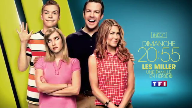 Bande-annonce > Les Miller, une famille en herbe TF1 - 08 05