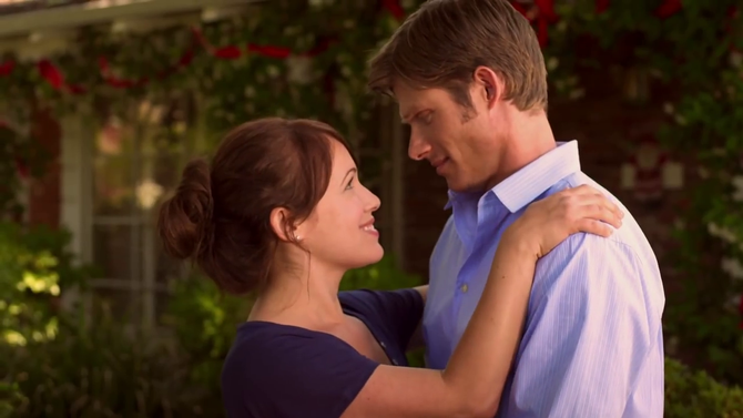 A Christmas Wedding Date.Bande Annonce Une Seconde Chance Pour Noel A Christmas