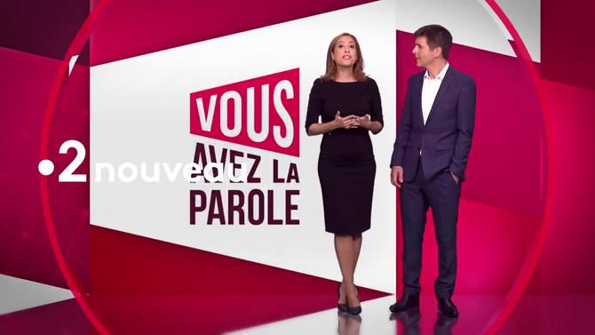 Bande Annonce Vous Avez La Parole France 2 Bande Annonce Tele 7 Jours