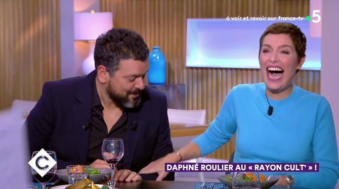 Bande-annonce > Zapping du 05/11 : La bourde gênante de Daphné Roulier - Télé 7 Jours