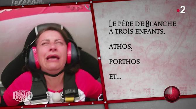 Bande-annonce > Zapping du 09/09 : Cécile Duflot fond en larmes à Fort Boyard - Télé 7 Jours