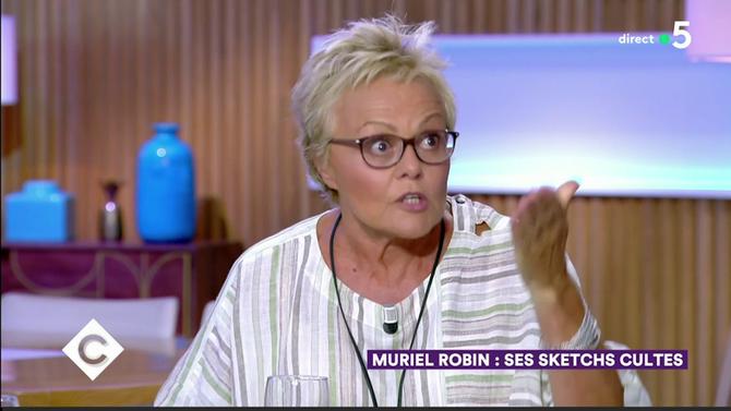 """Bande-annonce > Zapping du 10/09 : Traitée de """"conasse"""" Muriel Robin répond à Jean-Marie Bigard - Télé 7 Jours"""
