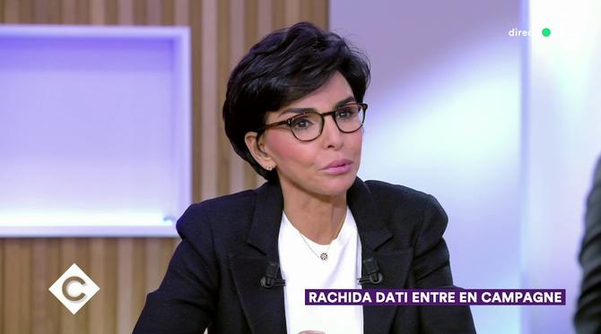 Bande-annonce > Zapping du 19/11 : Agacée, Rachida Dati remet en place Patrick Cohen - Télé 7 Jours