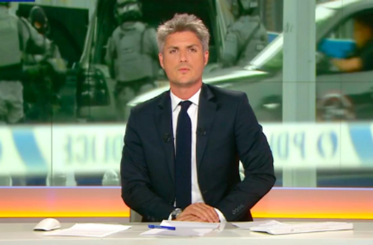 Jean Baptiste Boursier Bfm Tv Presentera Champions Zone Sur La Nouvelle Chaine Rmc Sport 1